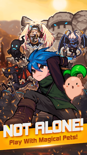 Dungeon & Hunter : Legendary Archer Pixel Idle RPG 1.4.13 screenshots 3