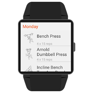 Fitness Point Pro Screenshot