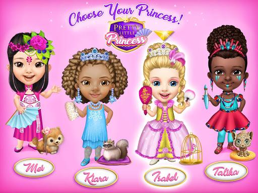 Pretty Little Princess - Dress Up, Hair & Makeup  screenshots 9