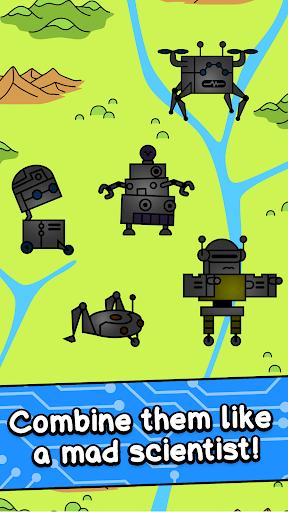 Robot Evolution - Clicker Game  screenshots 3