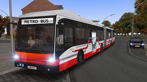 Metro Euro Bus Game 21:City Bus Drive Simulator 21  screenshots 5
