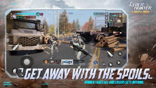 Code Triche Cyber Hunter Lite (Astuce) APK MOD screenshots 3