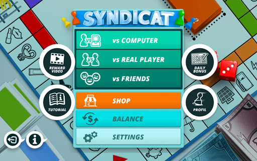 Syndicate Kapitaler - Board Dice Business 1.0.150 Screenshots 4