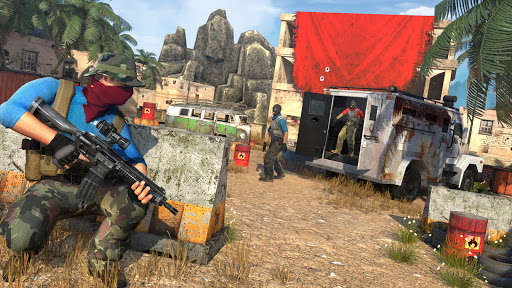 New Gun Games Free : Action Shooting Games 2020 Latest screenshots 1
