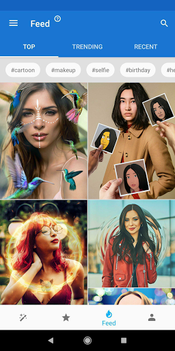 Photo Lab Picture Editor & Art Face Editing Filter apktram screenshots 4