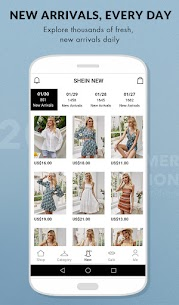SHEIN-Fashion Shopping Online MOD APK V7.0.2 – (Unlimited Money) 3