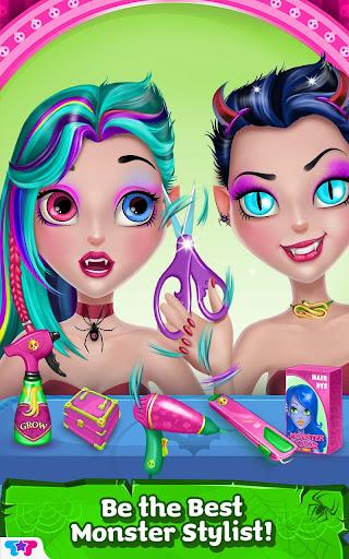 Monster Hair Salon  screenshots 10