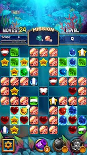 Jewel Abyss: Match3 puzzle 8