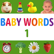 My First Words: Baby learning apps for infants  Icon