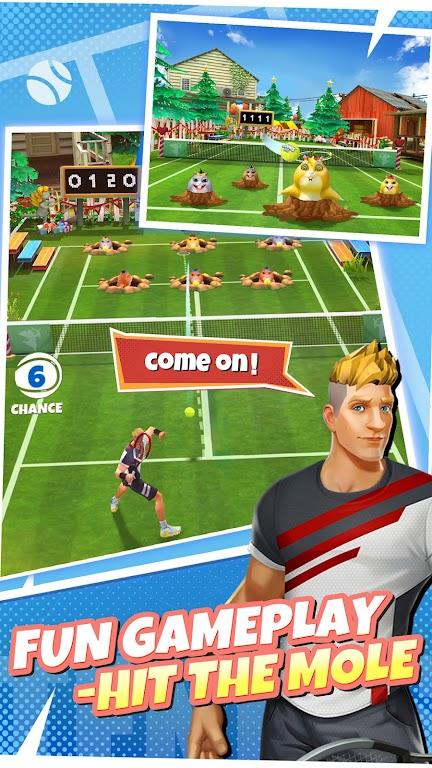 Tennis Go: World Tour 3D  poster 10
