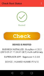 Free Root Checker (Superuser) Apk Download 2021 5