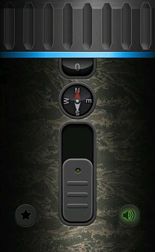 Military Flashlight Free android2mod screenshots 14