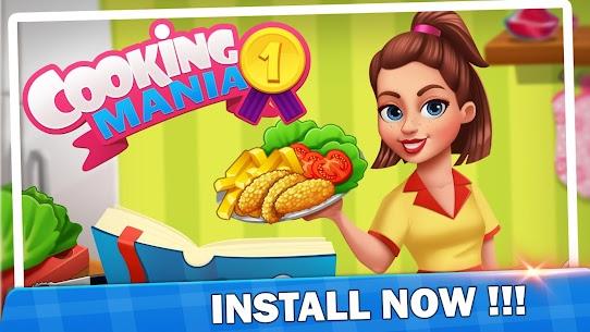 Cooking Mania – Food Fever & Restaurant Craze 5