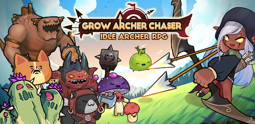 Grow Archer Chaser - Idle RPG Varies with device screenshots 17