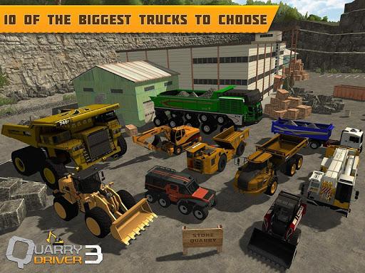 Quarry Driver 3: Giant Trucks 1.2 screenshots 11