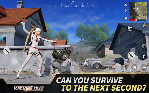 Knives Out-No rules, just fight! apkpoly screenshots 9