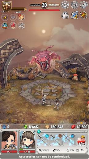 MY Little Fantasy: Healing RPG 1.19.45 screenshots 12