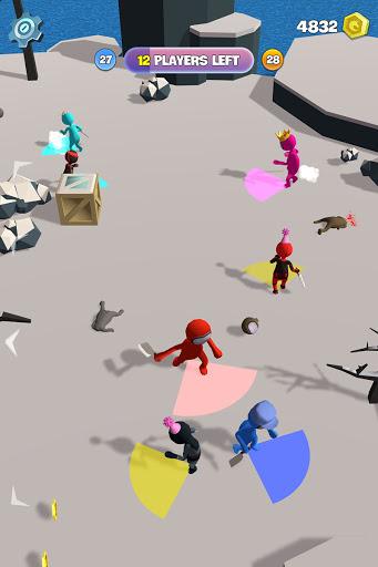 Stickman Smashers -  Clash 3D Impostor io games 1.0.5 screenshots 22
