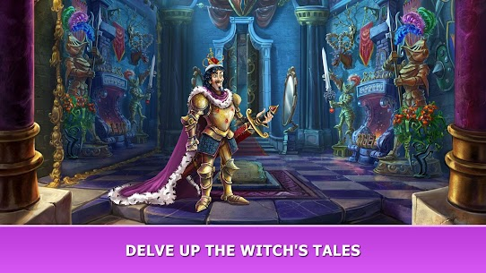 Hiddenverse: Witch's Tales MOD APK 2.0.57 (Free Purchase) 8