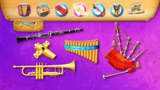 123 Kids Fun MUSIC BOX Top Educational Music Games 1.43 screenshots 24