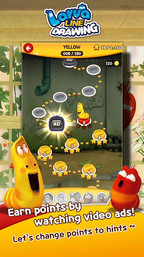 Larva Drawing  screenshots 20