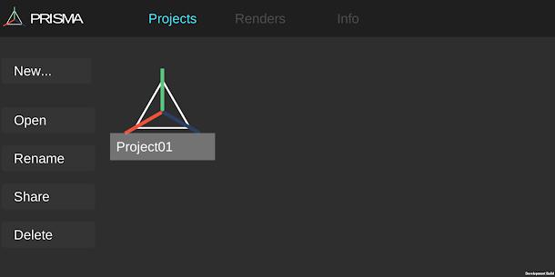 Prisma3D – 3D Modeling, Animation, Rendering 5