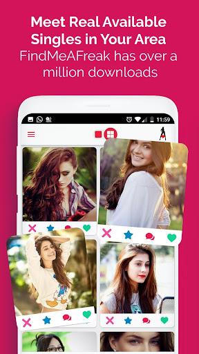 Find Me A Freak Free Online Dating App for singles  Screenshots 2