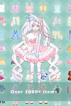 Vlinder Princess - ファッション 着せ替えゲーム キャラクター作成のおすすめ画像5