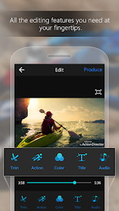 ActionDirector – Video Editor, Video Editing Tool 1