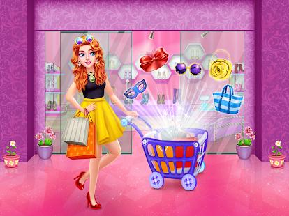 リッチショッピングモールガール:ファッションドレスアップゲーム