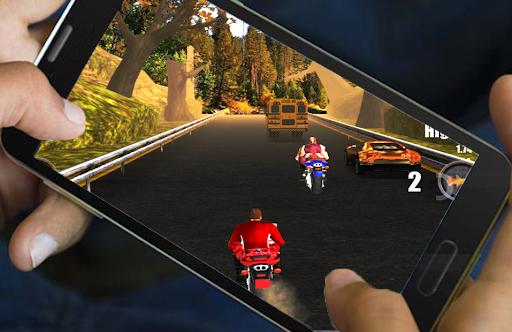 Patrol Moto Battle Rider 2.0 screenshots 4