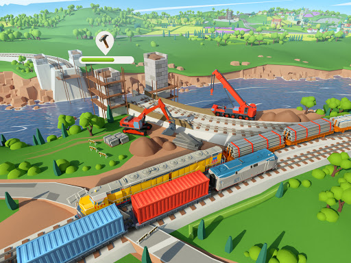 Train Station 2: Railroad Tycoon & Rail Simulator  screenshots 2