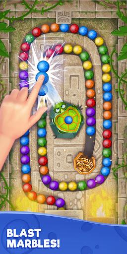 Marble Woka Woka: Marble Puzzle & Jungle Adventure  screenshots 1
