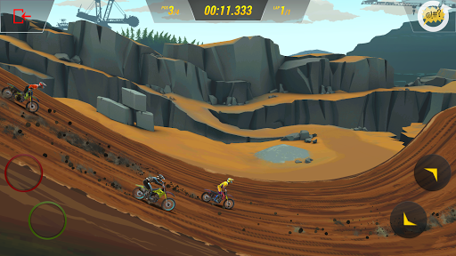 Mad Skills Motocross 3 screenshots 1