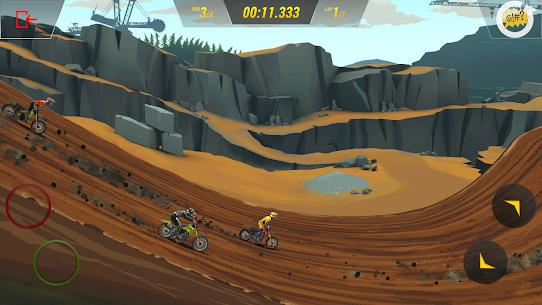 Mad Skills Motocross 3 MOD (Unlocked) 1