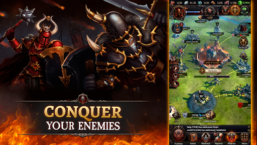 Warhammer: Chaos & Conquest - Total Domination MMO  screenshots 4