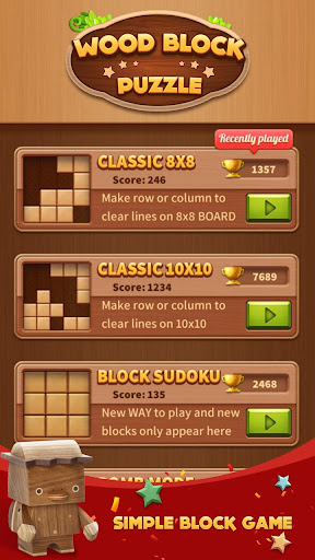 Wood Block Puzzle 2020  screenshots 8