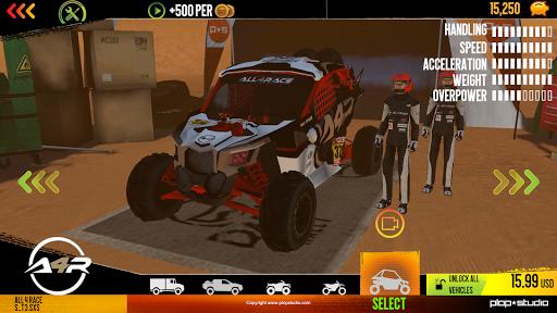 Dark Rally apktram screenshots 7