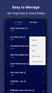 Super Sound – Free Music Editor & MP3 Song Maker 5