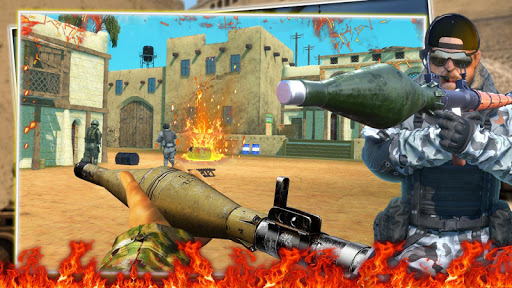 FPS Commando Secret Mission - Free Shooting Games apktreat screenshots 2