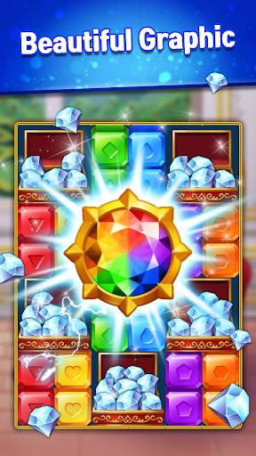 Jewels King : Castle Blast screenshots 2