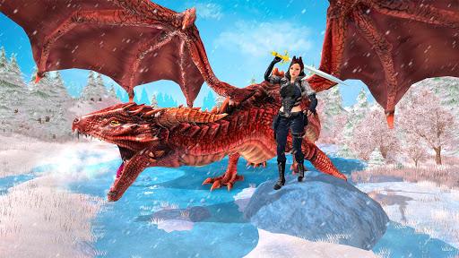 Flying Dragon Games : City Action 3D screenshots 4
