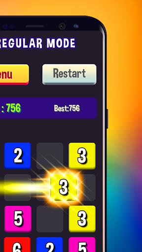 Impossible Nine: 2048 Puzzle apktreat screenshots 2