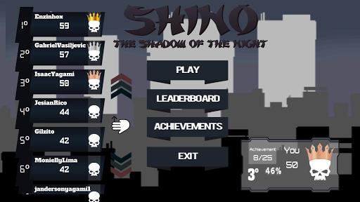 shino: the shadow of the night screenshot 1