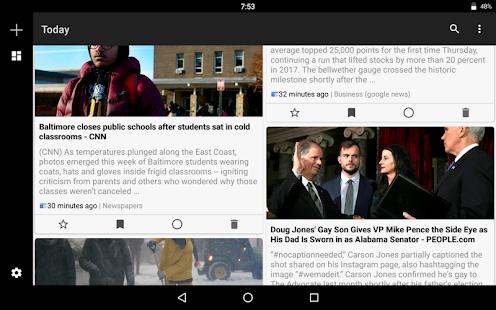 RSS News Reader: NewsCracker