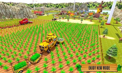 Free Farming Tractor Driver Simulator   Tractor Games 4