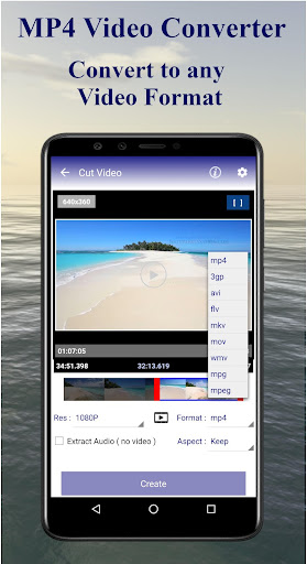 Mp4 Video Converter  screenshots 3