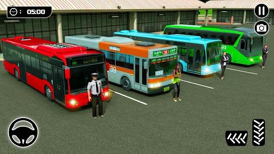 Şehir Otobüs Sürme Simülatör: Otobüs Oyunları 2021Full Apk İndir 5