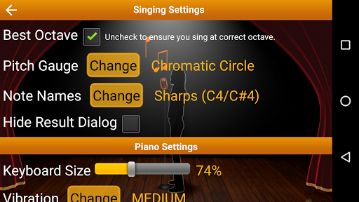 Voice Training - Learn To Sing modavailable screenshots 8