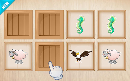 Animals Puzzle for Kids ud83eudd81ud83dudc30ud83dudc2cud83dudc2eud83dudc36ud83dudc35  Screenshots 6